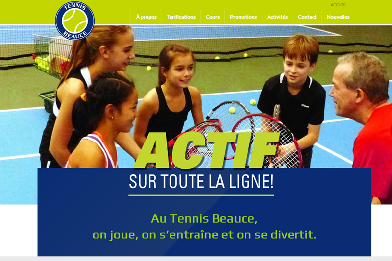 Tennis Beauce